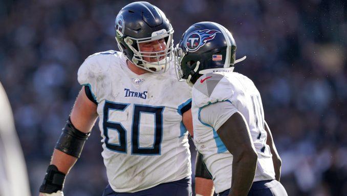 Ben Jones Titans