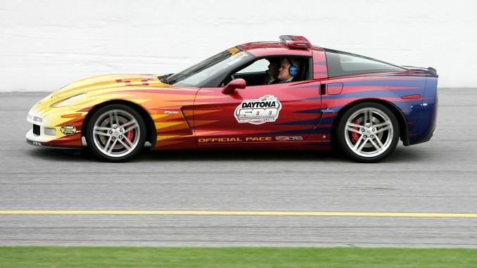 Jay Leno Daytona 500