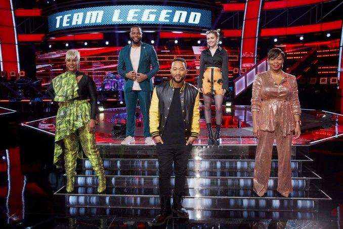 Team Legend The Voice