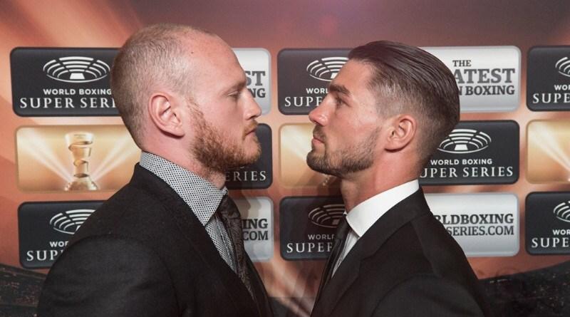 George Groves vs. Jamie Cox WBSS Super Middleweight Quarterfinals