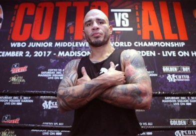 "Miguel Cotto: ""The fact that it is my last fight has not changed anything."""