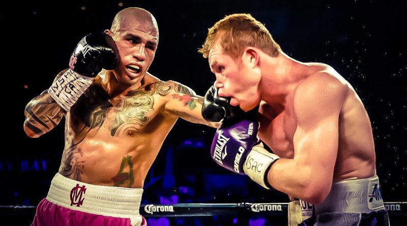 Cotto Is A Legendary Welterweight But Not Middleweight