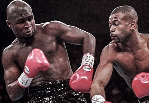 """Toney: """"I am the only guy that [Roy] was truly terrified of. He never gave me a rematch."""""""