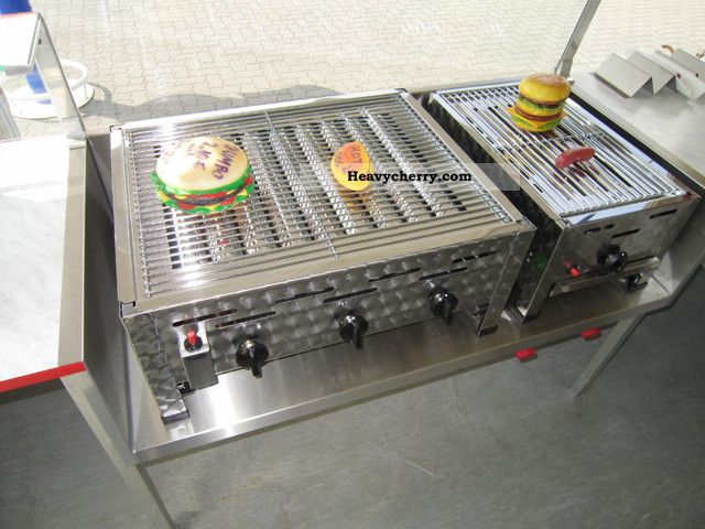 Hoffmann Sales trailer gas grills gas grill rotisserie 2011 Traffic construction Trailer Photo and Specs