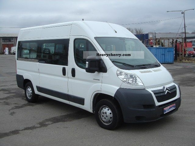 Citroen Jumper 9 Seater