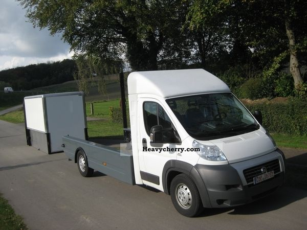 Lowered Fiat Ducato