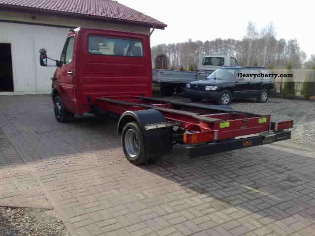 Mercedes Benz Sprinter 413 Cdi 3500DMC 2004 Chassis Truck