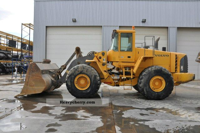 Volvo L220E new engine 2004 Wheeled loader Construction
