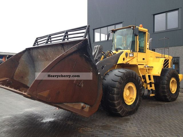 Volvo L 220 E 2006 Wheeled loader Construction Equipment