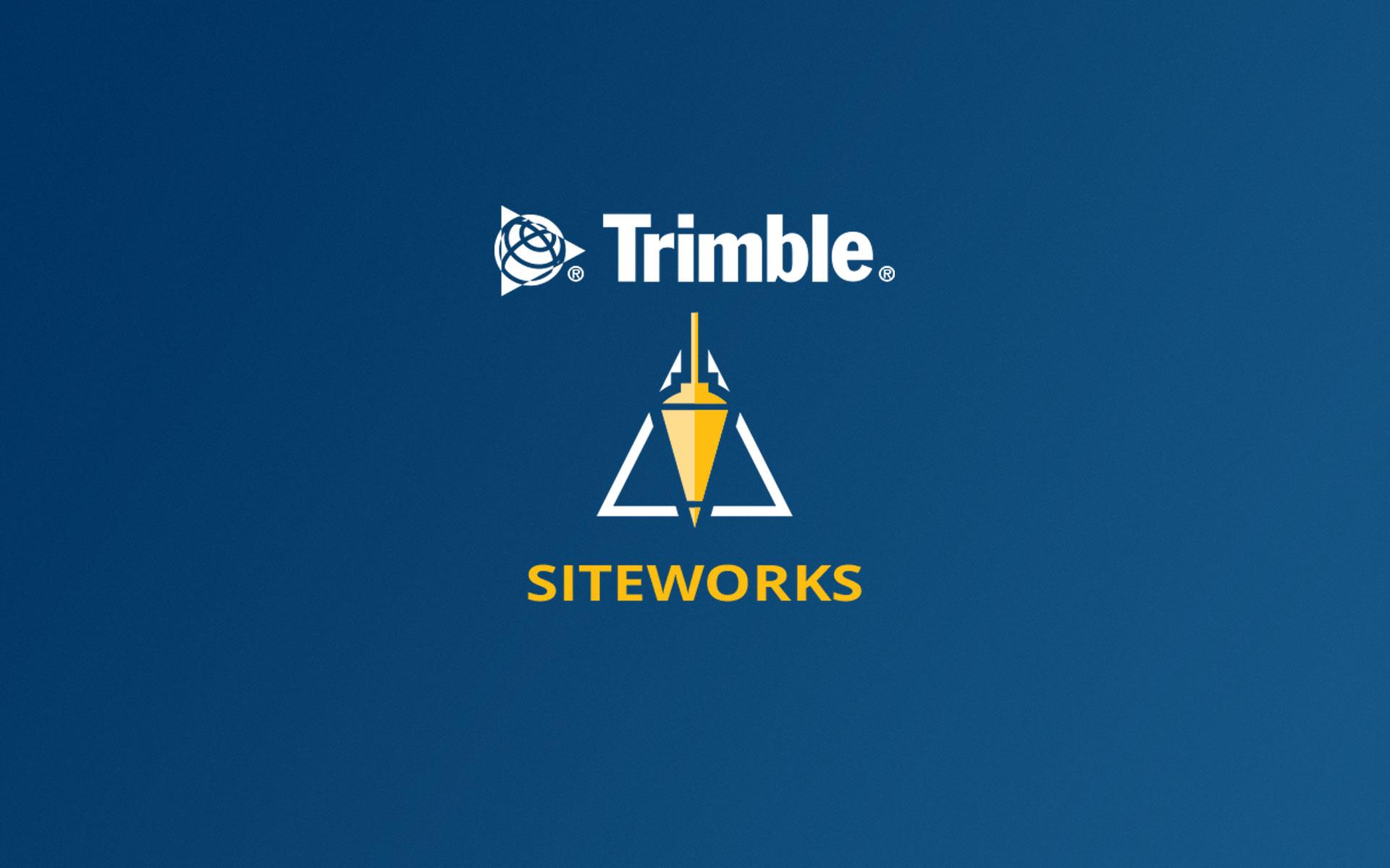 Trimble Siteworks Positioning System  Trimble Civil