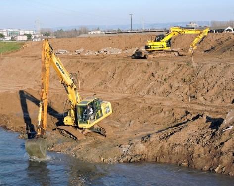 Levee Construction