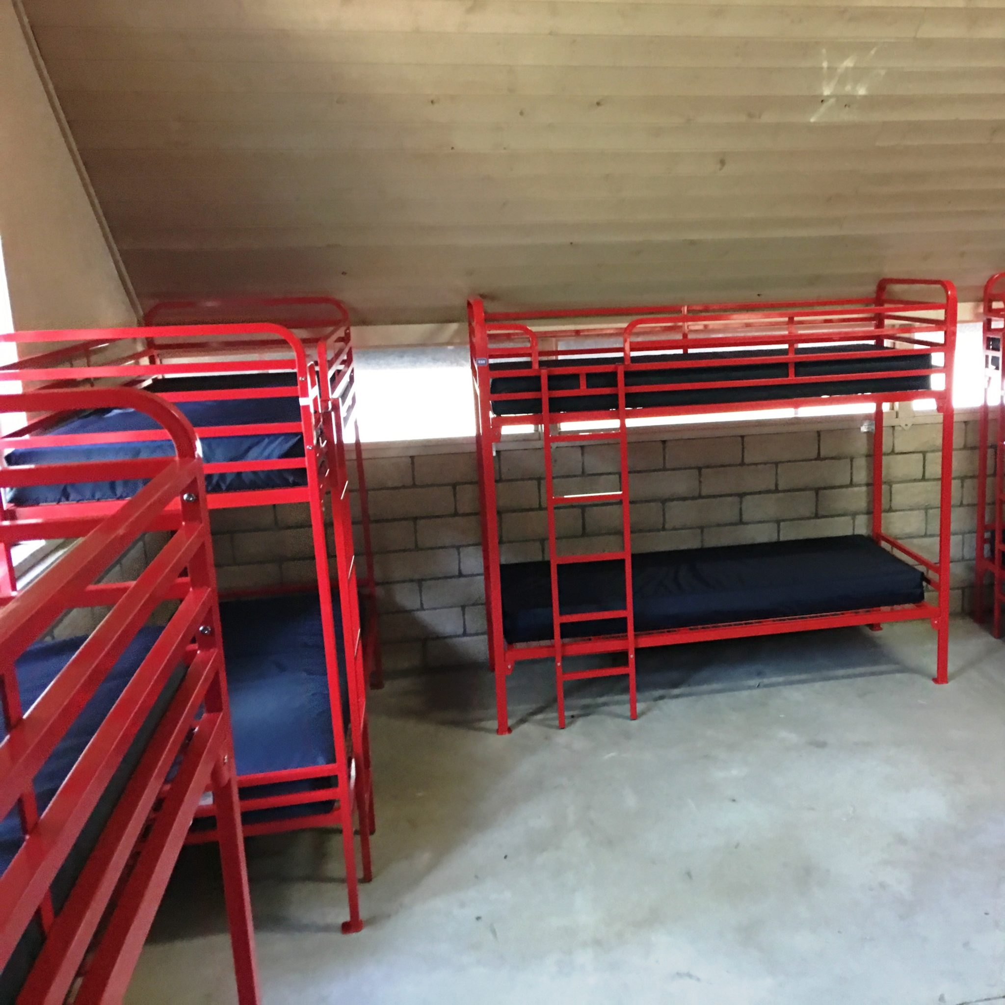 Dallas Single Over Single Bunk Bed Commercial Use Ess Universal