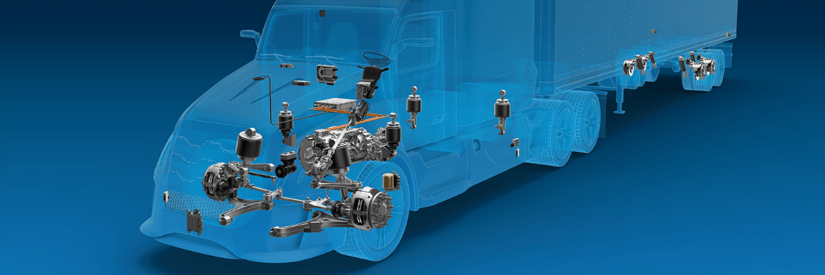 ZF Wabco offers technology that enables 360 degrees of safety