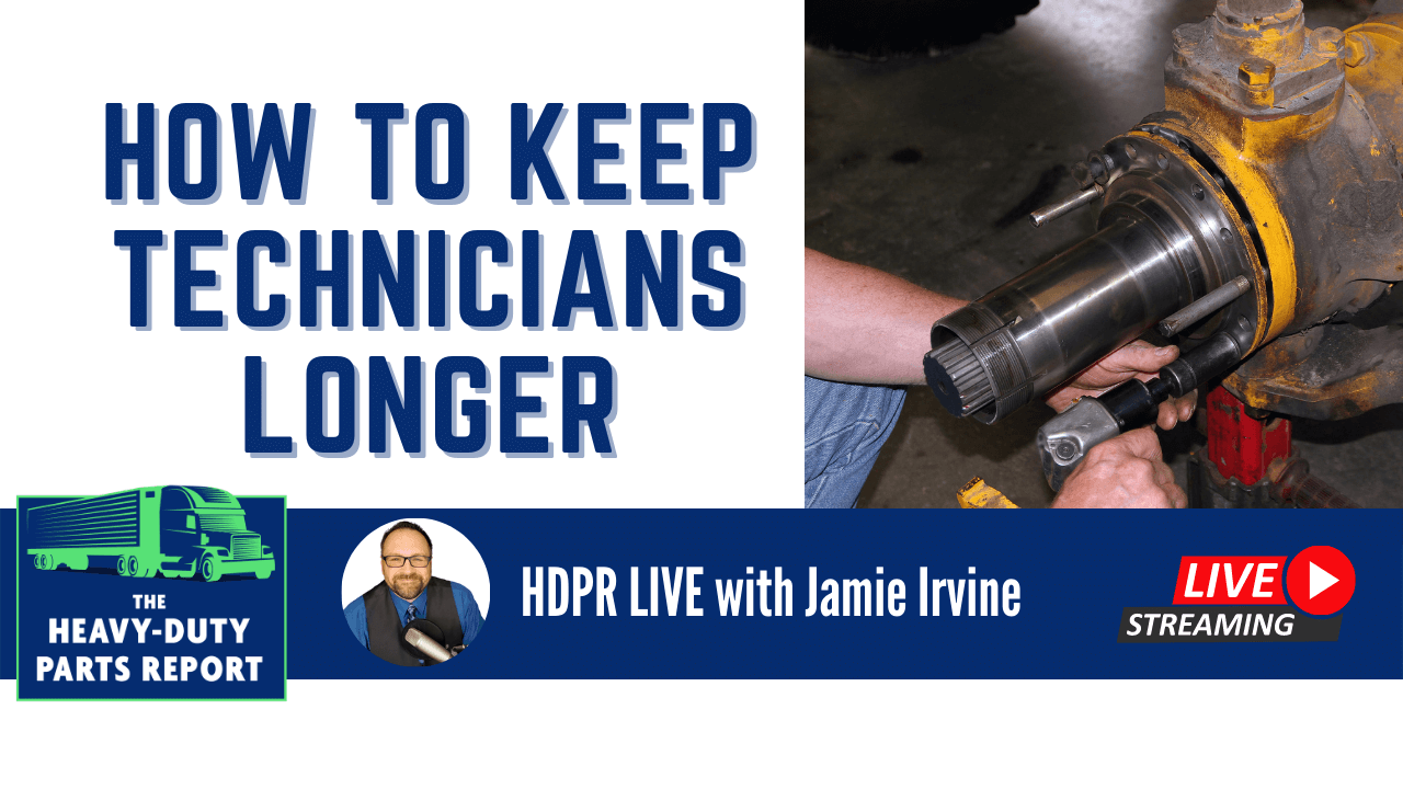 How to Keep Technicians Longer