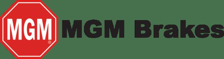 MGM Brakes Logo