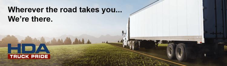 HDA Truck Pride Hero Image