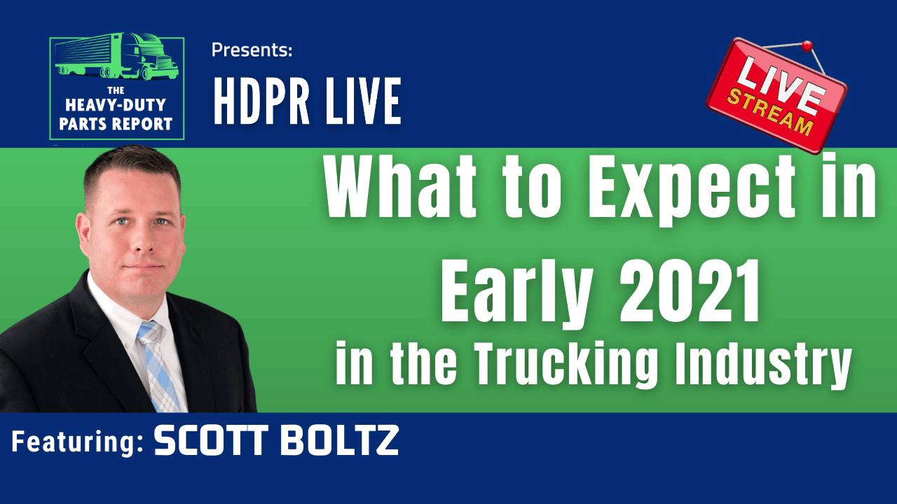 Jamie Irvine interviews Scott Boltz