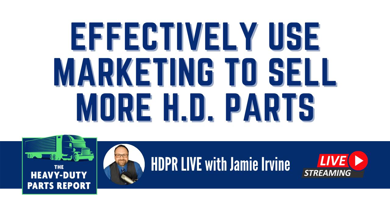 Jamie Irvine and Scott Boltz speak about Marketing