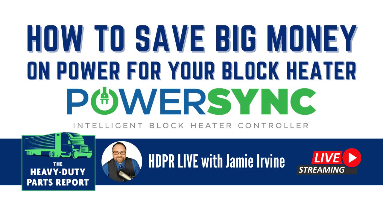 Jamie Irvine Live Interview