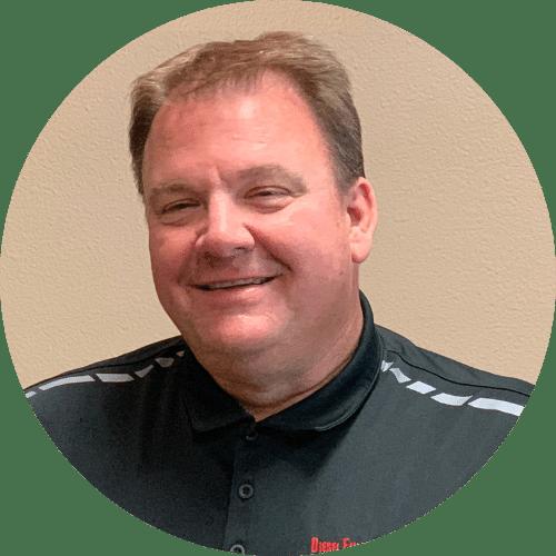 Steve Hoke, CEO