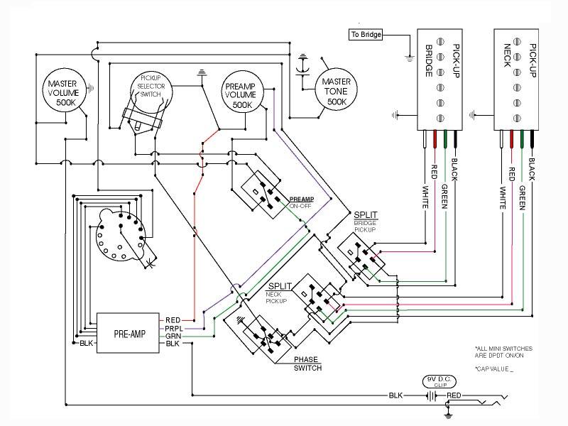 Rc Rich Guitar Wiring Diagram Data Wiring Diagrams