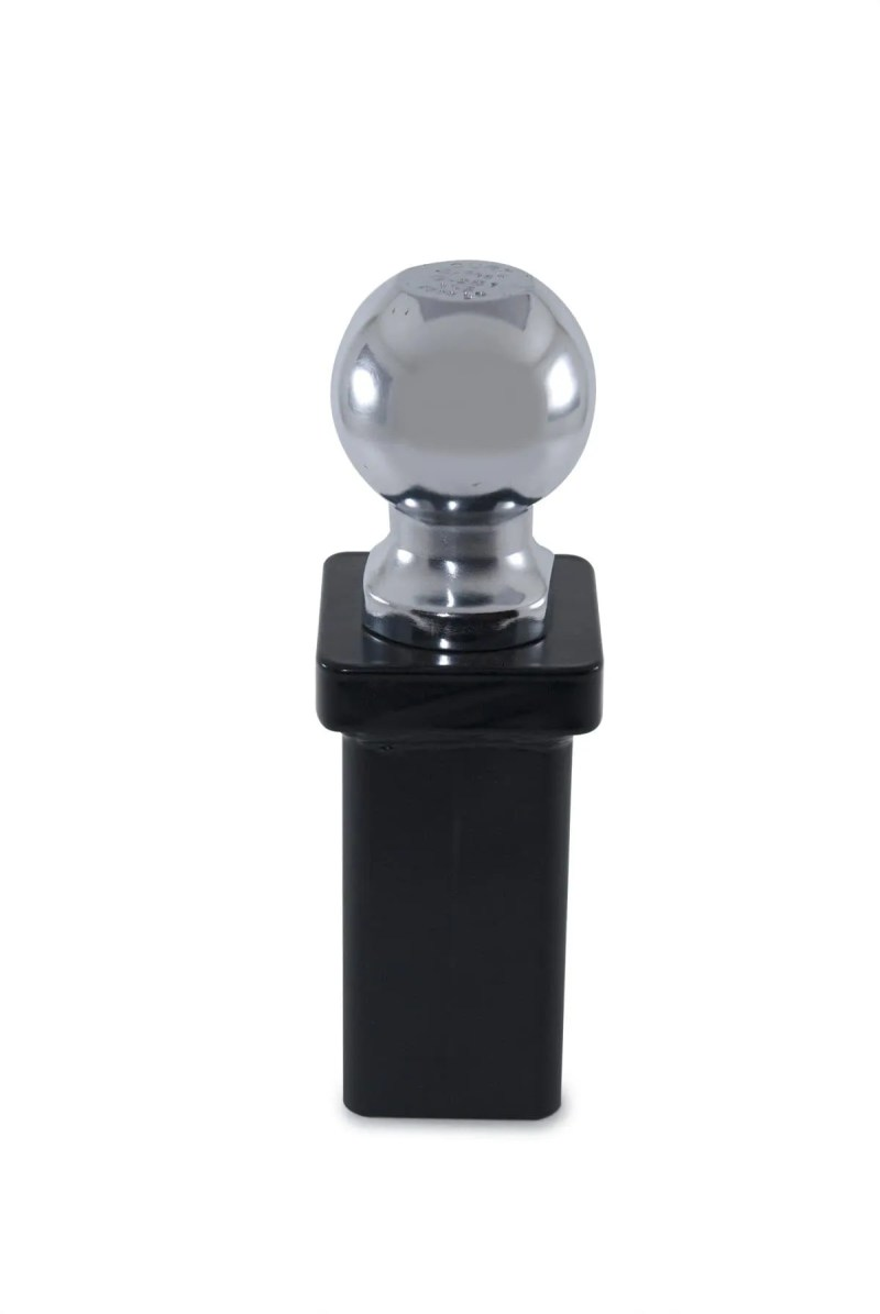 Category 1 Dual Receiver Tractor Hitch Ball Insert
