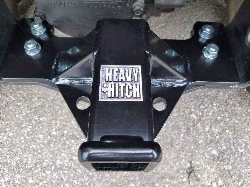 Tractor-hitch-receiver-accessories-utility-equipment