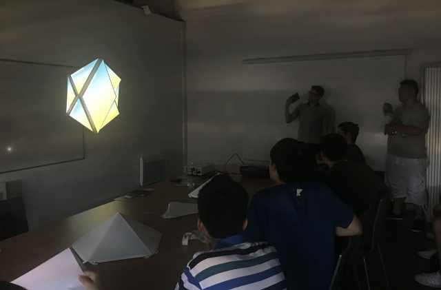 Workshop at l'ESME Sudria engineering school 2