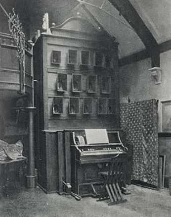 mcdonnell rimington colourorgan
