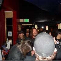 BUMBLEFOOT RON THAL, BRIAN TICHY, REX BROWN and MARK ZAVON join Aronoff/Woods and Lomenzo's Monday Night Jam in Toluca Lake A.L.I.V.E.