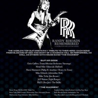 RANDY RHOADS REMEMBERED: 1150 OAK BAR CRANSTON, RHODE ISLAND 5/28/2015