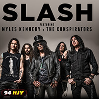 Slash Kicks Off 'World On Fire' Tour with Sold Out Show in Providence Rhode Island  – Lupo's Heartbreak Hotel 9/18/2015
