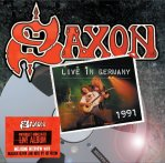 Saxon Live in Germany