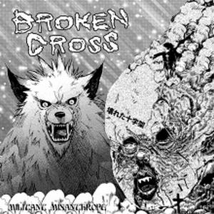 Broken Cross - Militant Misanthrope