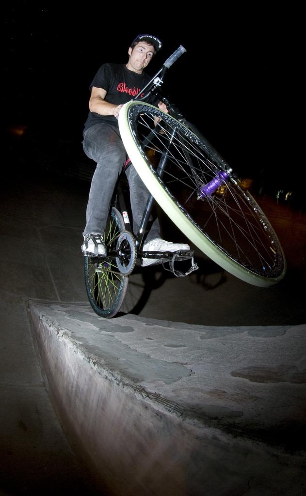 Wedge Bar Spin