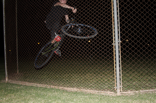 fence ride