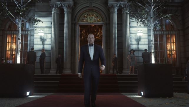 Get Hitman for Free on the Epic Games Store