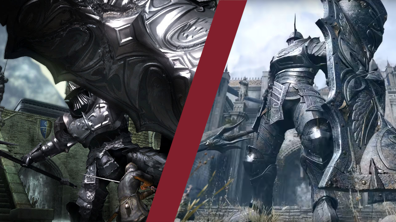 Soul, Souless, and Demon's Souls