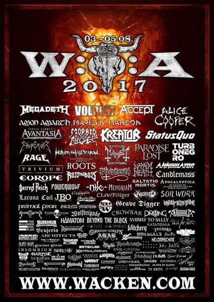 Wacken 2017-2