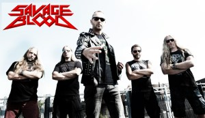 Savage Blood - Band