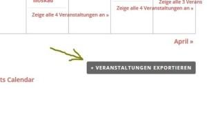 Events - exportieren