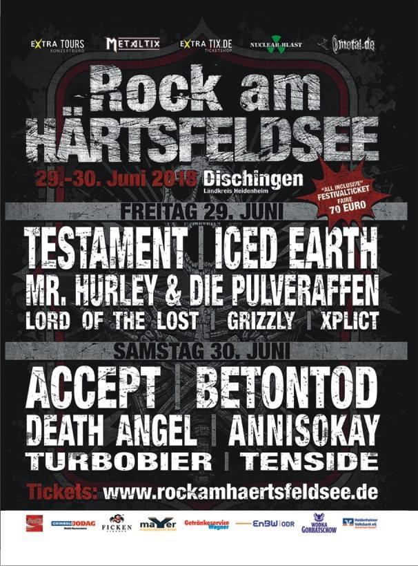 Rock am Härtsfeldsee 2018