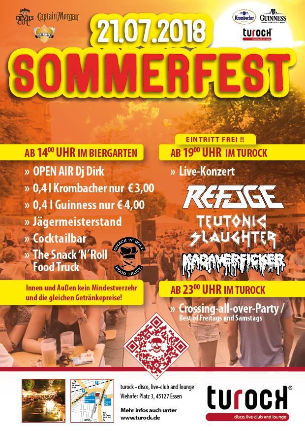 Turock Sommerfest 21.07.2018