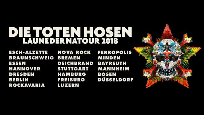 Die Toten Hosen - Laune der Natour 2018