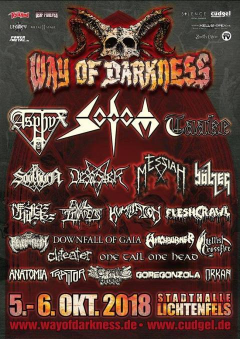 Way Of Darkness 2018