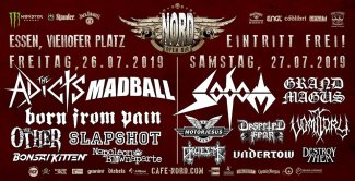 Flyer Nord Open Air 2019