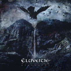 CD-Cover Eluveitie - Ategnatos