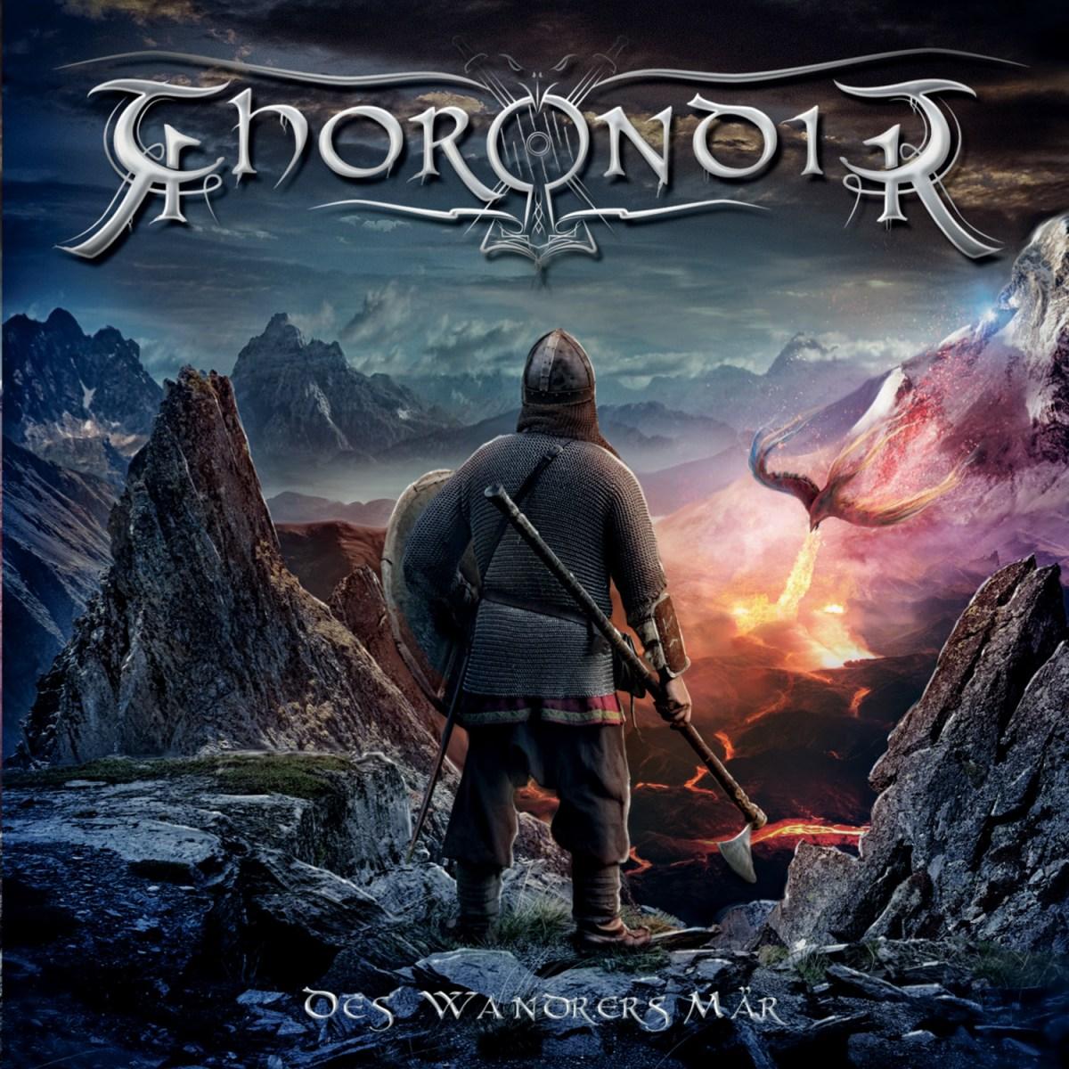 CD-Cover Thorondir - Des Wandrers Mär