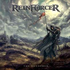 CD-Cover, Reinforcer-The_Wanderer