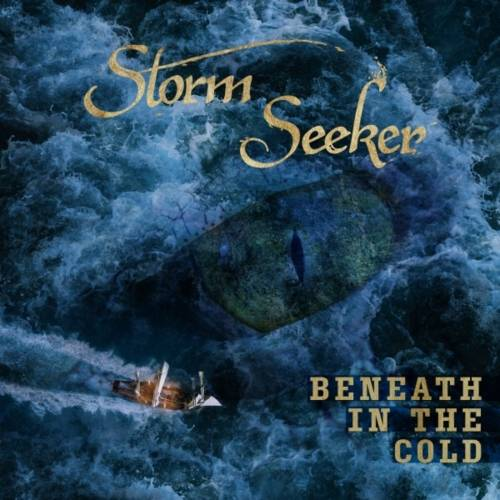 CD-Cover Storm Seeker - Beneath In The Cold